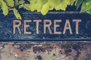 Retreat in Aktion 😊